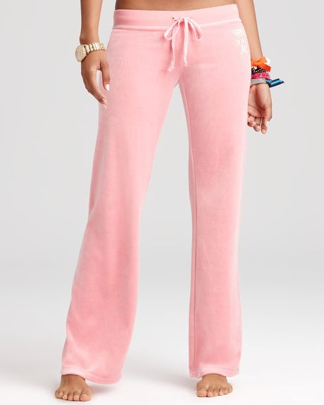 Juicy Couture Velour Hoodie And Pants - Clothes : Best Fashion Gallery