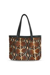 Julie K Handbags Jacqui Tote in Multi Python in Multicolor (multi) - Lyst