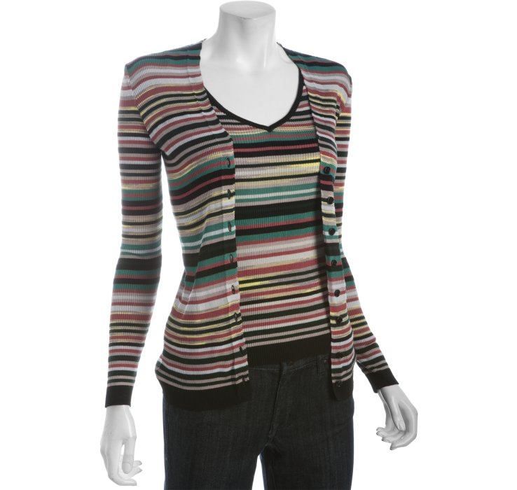 Womens Shell And Sweater Set 21