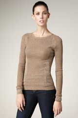 Marc By Marc Jacobs Shimmery Sweater - Lyst