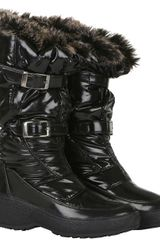 Moda In Pelle Moda in Pelle Womens Furrie Shoes  Black in Black - Lyst