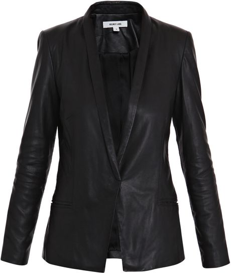 Baby Doll Belted Fashion Leather Jacket