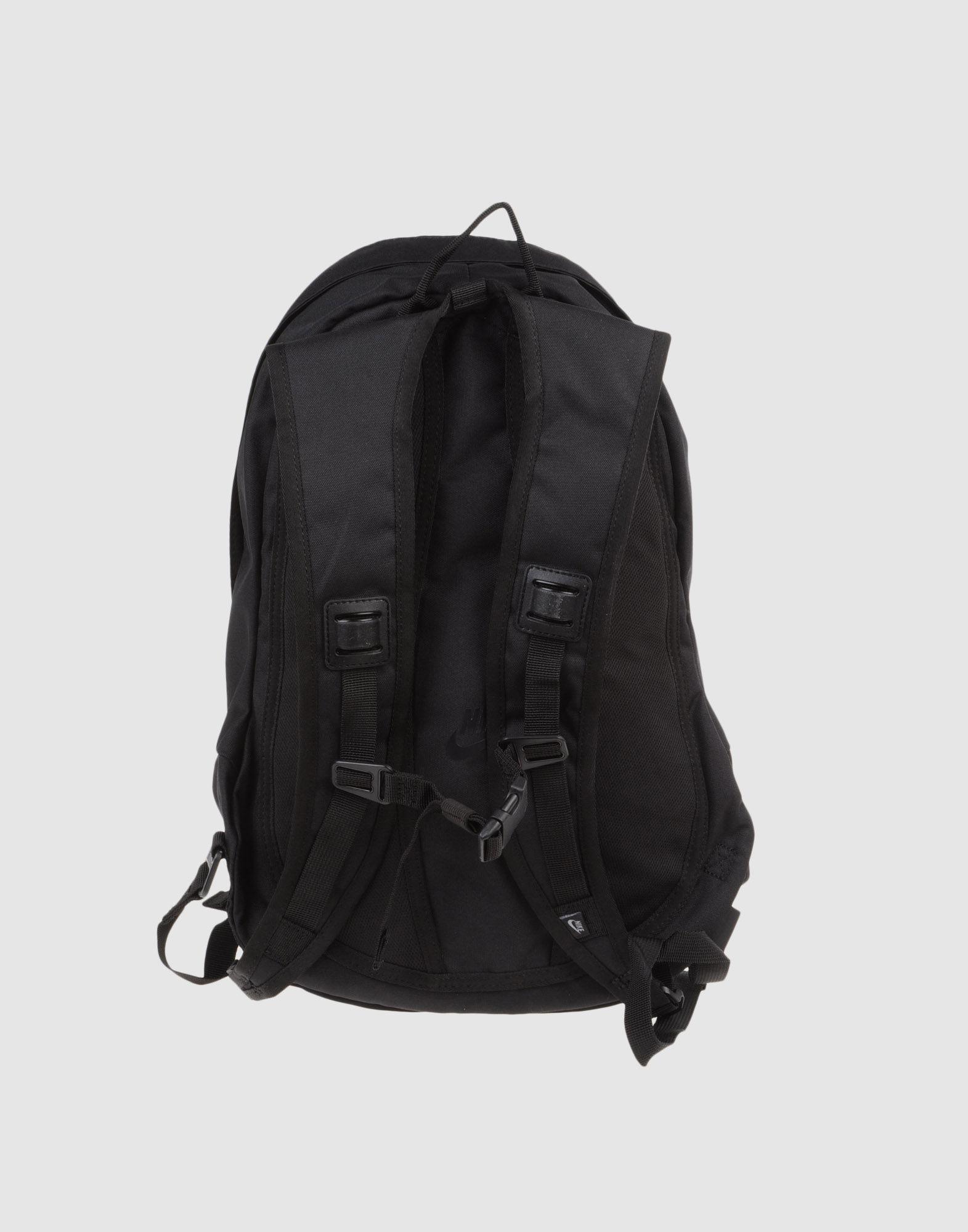 f49f814d1034 Lyst - Nike Backpacks in Black