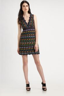 M Missoni Knit Tank Dress - Lyst
