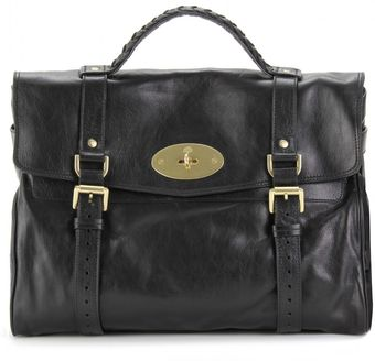 Mulberry Oversized Alexa Bag - Lyst