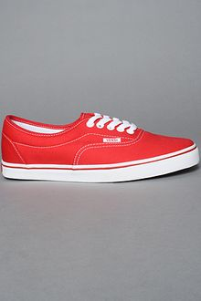 Vans The Lpe Sneaker in Red - Lyst