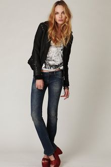 Free People Straight Leg - Lyst
