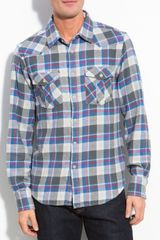 Just A Cheap Shirt (men's) Just A Cheap Shirt Long Sleeve Flannel Shirt - Lyst