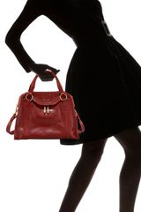 Marc Jacobs Classic Satchel in Black - Lyst