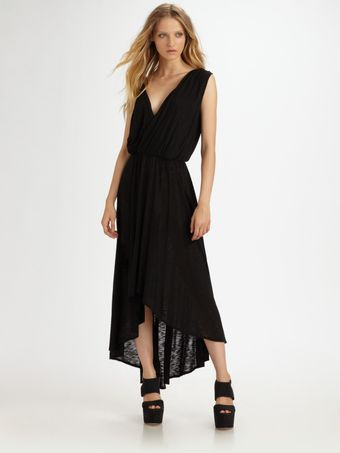 Rebecca Minkoff Long Dehlia Dress - Lyst