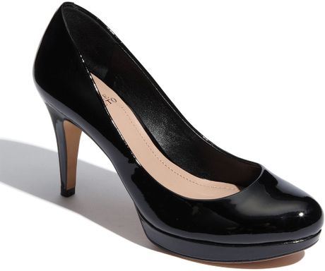 Vince Camuto Zella Pumps in Black - Lyst