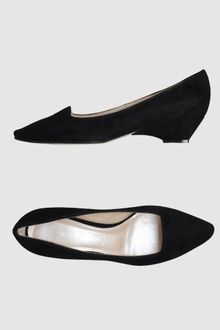 Casadei Closed-Toe Slip-Ons - Lyst