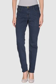 Current/Elliott Current/elliott - Denim Pants - Lyst