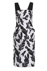Marc Jacobs Embroidered Dress - Lyst