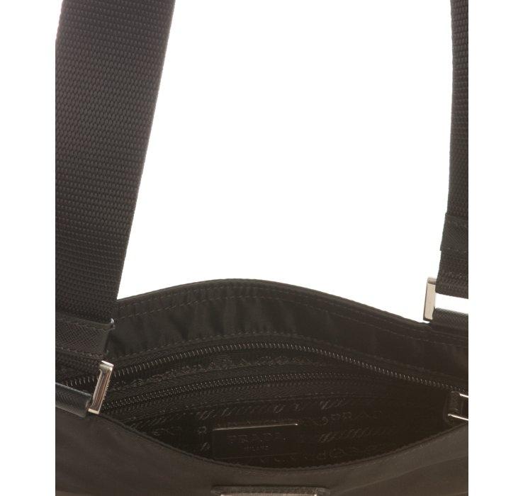 white pradas - prada grey messenger bag