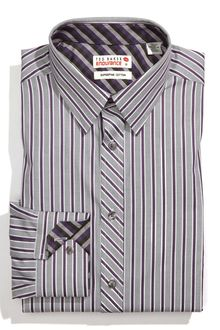 Ted Baker Stripe Dress Shirt - Lyst
