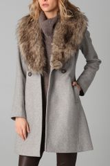 Club Monaco Reva Coat - Lyst