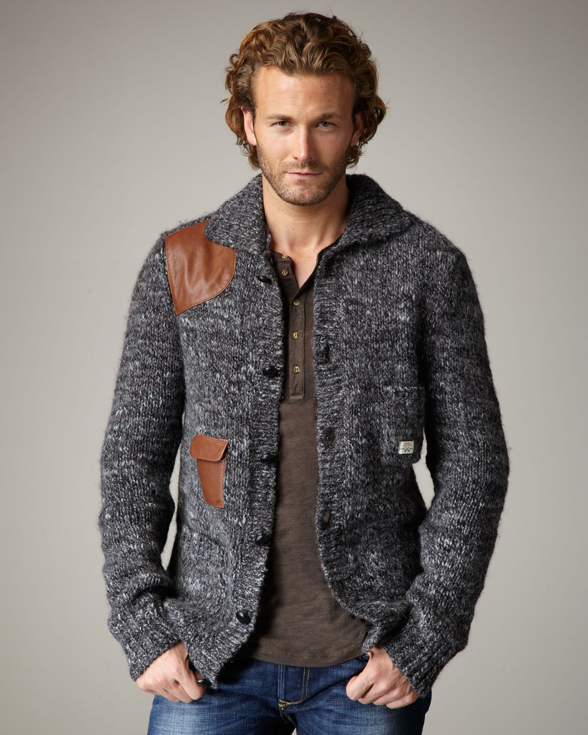 100  [ Cardigan Men ] | La La Rakuten Global Market American ...
