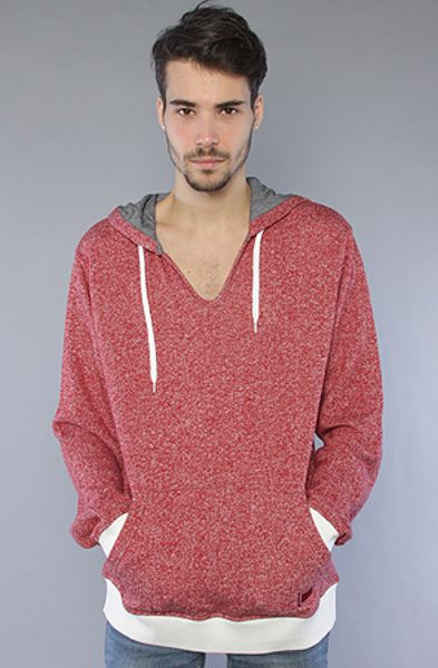 Freshjive The Shags Hoody in Biking Red in Red for Men - Lyst