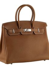 Hermes Gold Togo Birkin in Gold - Lyst