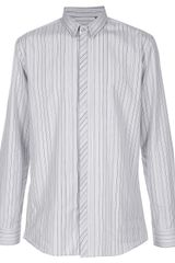 Hugo Striped Shirt - Lyst