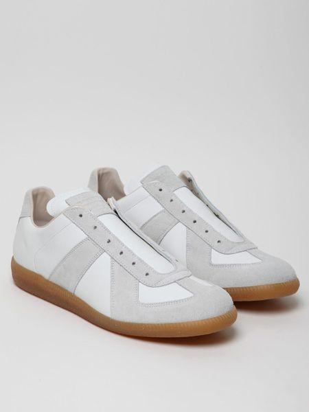 Maison Margiela 22 Classic Replica Sneaker In White For Men Lyst