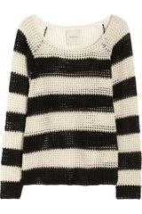 Mason by Michelle Mason Striped Sweater - Lyst