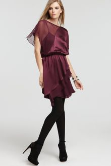 Alice + Olivia Rory Butterfly Dress - Lyst