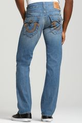 Ash Ricky Side Weave Jeans in Trails End Wash in Blue for Men (trails end) - Lyst