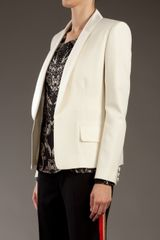 Balmain Jacket in White - Lyst