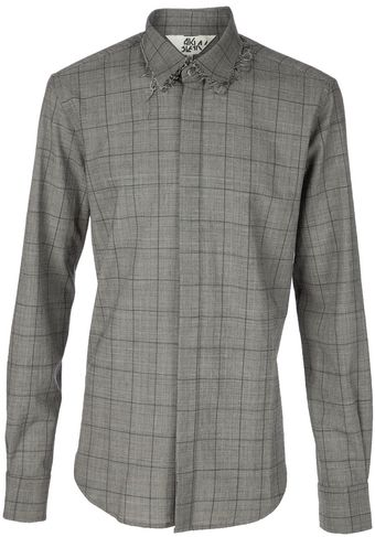 Blaak Glencheck Shirt - Lyst