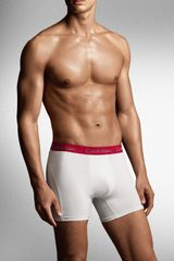 Calvin Klein Prostretch Boxer Brief - Lyst