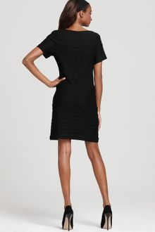 Diane Von Furstenberg Agda Short Sleeve Jersey Dress - Lyst