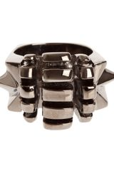 Dominic Jones Scarab Ring - Lyst