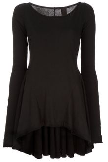 DRKSHDW by Rick Owens Asymmetric Top - Lyst