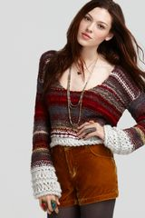 Free People Limbo Sweater - Lyst