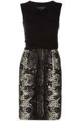 Giambattista Valli Sleeveless Dress - Lyst