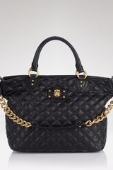 Marc Jacobs Quilted Harrison Tote - Lyst