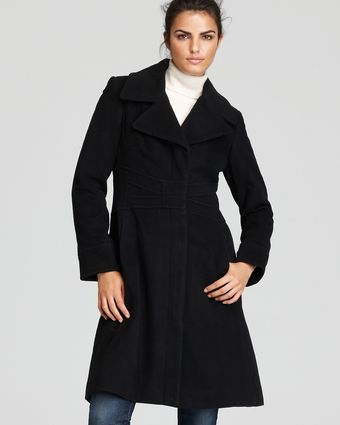 Marc New York Seamed Waist Coat - Lyst