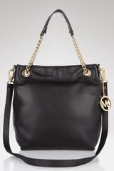 Michael Kors Michael Jet Set Chain Medium Shoulder Bag - Lyst