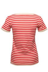 Sonia By Sonia Rykiel Cherry Bomb Striped Tshirt in Red (sand) - Lyst