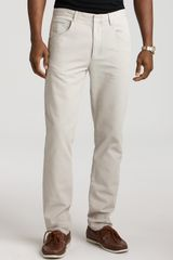 Theory Five Pocket Khaki Pants - Lyst