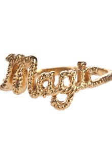 Zoe & Morgan Magic Ring - Lyst