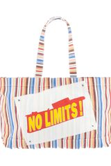 Bernhard Willhelm Slogan Bag - Lyst