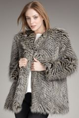 Marc By Marc Jacobs Rickie Faux-fur Jacket - Lyst
