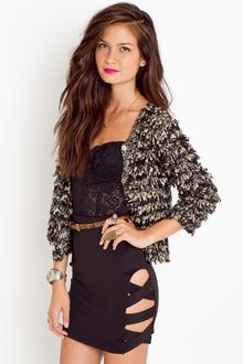 Nasty Gal Crosswalk Skirt - Lyst
