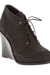Rag & Bone Odval Desert Wedge in Brown (desert) - Lyst
