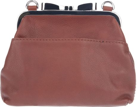 Sonia By Sonia Rykiel Purse Shoulder Bag in Brown - Lyst