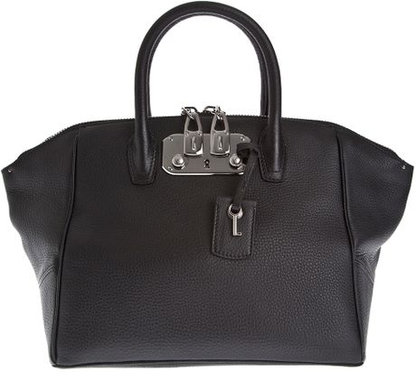 Vbh Large Tote in Black - Lyst