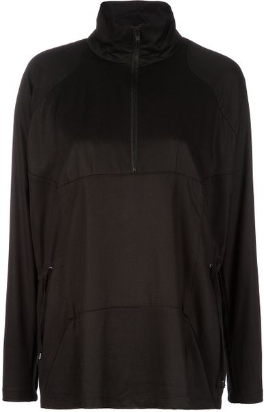 Henrik Vibskov Shirt Dress in Black - Lyst